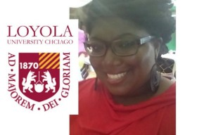 Send Alicia to Loyola Chicago (aka My Shameless Fundraising Plug)
